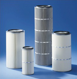 dust and mist filter cartridges