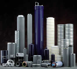 hydraulic filter systems